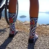 Empezamos semana con nuevos diseños! 📣 Descúbrelos y hazte con los tuyos😉  We start this week with new designs!💯 Discover them and get yours🧐  Comencem setmana amb nous dissenys! ✌️ Descobreix-los i fes-te amb els teus🐯  #cycling#cyclingsocks#mountainbike#mtb#triathlon#trailrunning#run#mallorcabike