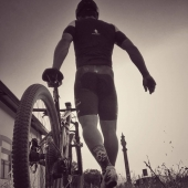 A por el ultimo dia de la semana, sin esfuerzo no hay recompensa💪 For the last day of the week, without efort there is no reward💥 A per el darrer dia de la setmana, sense esforç no hi a recompensa⚡ . #cycling#ciclinglife#ciclismo#mtb#mtblife#triathlon#triatlón#run#mallorcabike