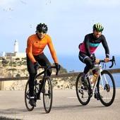 Lugares mágicos🌅 Magic places🐐 Llocs màgics🐟 . . #ciclismo#cycling#ciclinglife#cyclingsocks#mtb#mtblife#mountainbike#triatlon#triathlete#running#run#trailrunning#trail#calcetinesmolones#mallorcabike